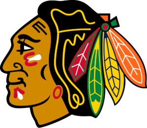 Blackhawks. Equipos deportivos de Chicago