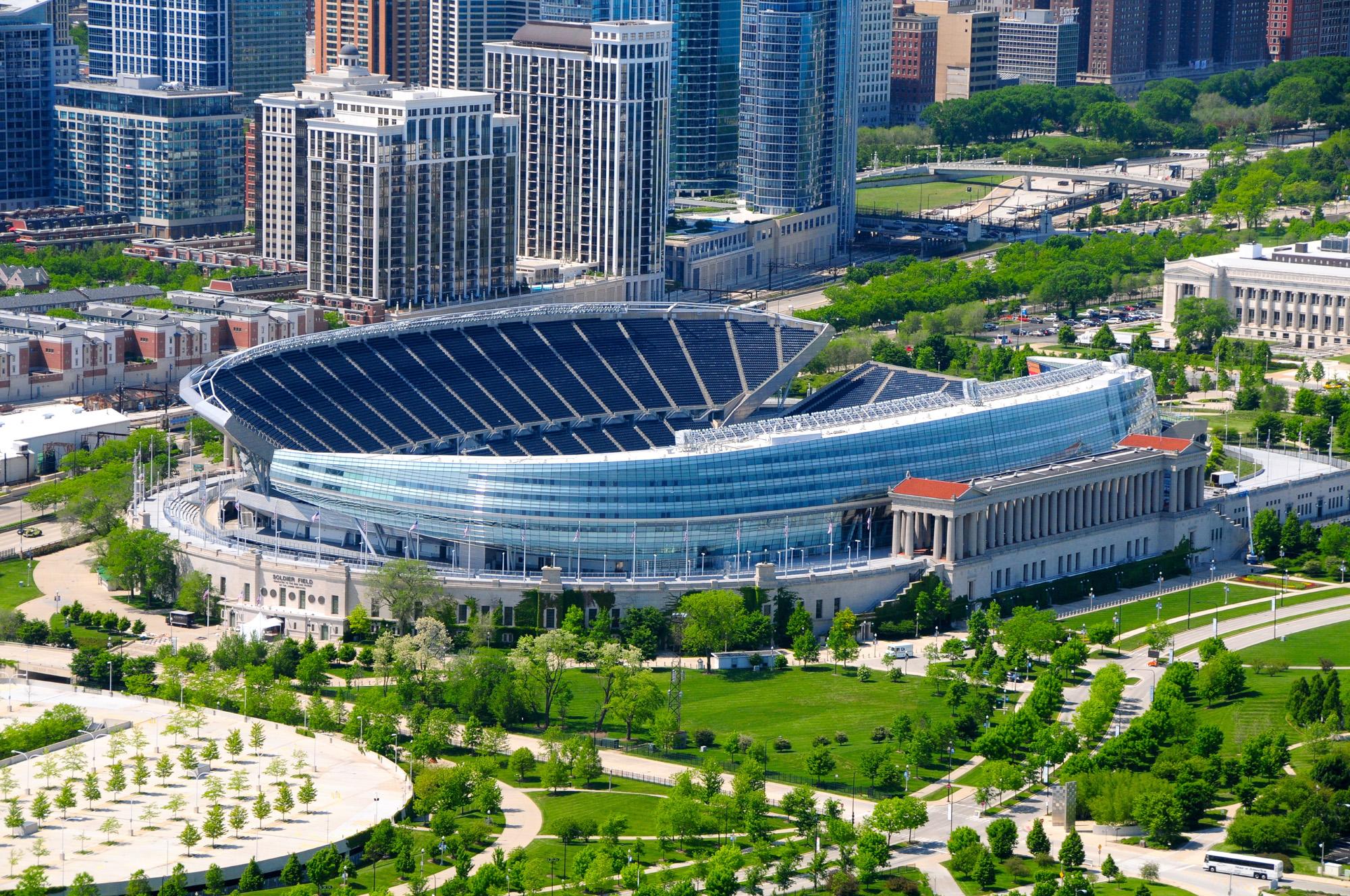 Chicago Soldier Field